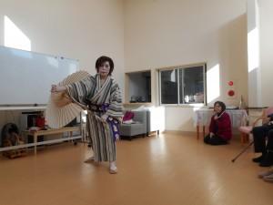 ⑤カラオケ舞踊